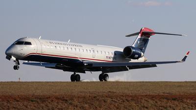 N710PS - Bombardier CRJ-701 - US Airways Express (PSA Airlines)