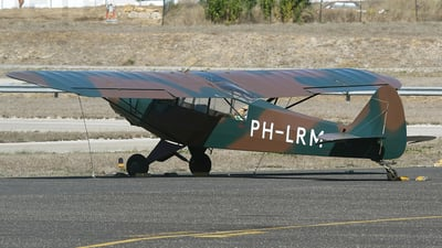PH-LRM - Piper L-18C Super Cub - Private