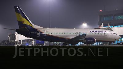 VQ-BAO - Boeing 737-4Q8 - Donavia
