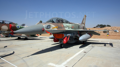 826 - Lockheed Martin F-16I Sufa - Israel - Air Force