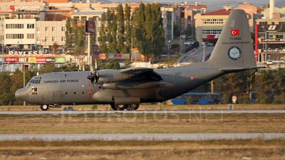 71-1468 - Lockheed C-130E Hercules - Turkey - Air Force