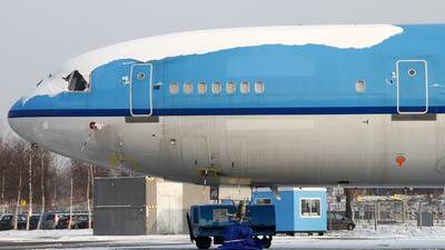 PH-KCG - McDonnell Douglas MD-11 - KLM Royal Dutch Airlines