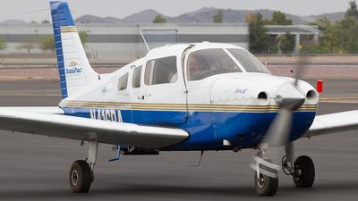 A picture of N416PA - Piper PA28181 -  - © Felipe Garcia