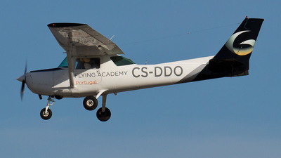 A picture of CSDDO - Cessna A152 Aerobat - [A1520804] - © Paulo Antunes