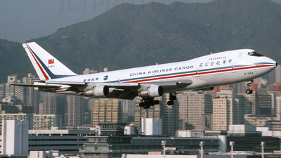 B-1864 - Boeing 747-209B(SF) - China Airlines Cargo