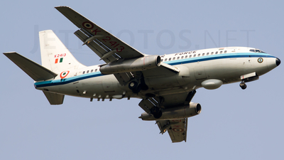A picture of K2413 - Boeing 7372A8(A) -  - © Rohan Paliwal