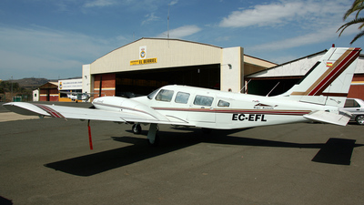 EC-EFL - Piper PA-34-200T Seneca II - Private