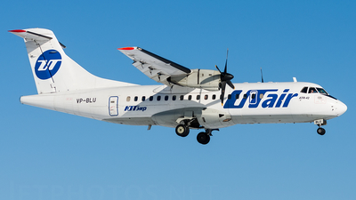 VP-BLU - ATR 42-300 - UTair Aviation