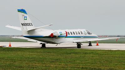 N690ES - Cessna 560 Citation Ultra - Cleveland Clinic