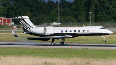 HB-JEE - Gulfstream G550 - Private