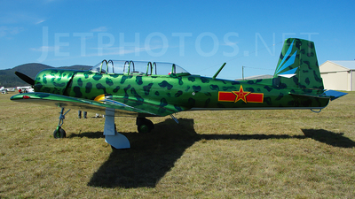 VH-NNH - Nanchang CJ-6A - Private