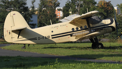 D-FAIR - Antonov An-2 - Classic Wings