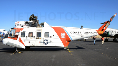 1394 - Sikorsky HH-52A Sea Guard - United States - US Coast Guard (USCG)