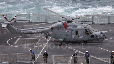 ZF560 - Westland Lynx HMA.8DAS - United Kingdom - Royal Navy