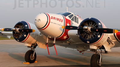 N8640E - Beech C-45H Expeditor - Private