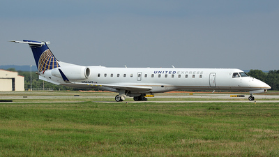 N14162 - Embraer ERJ-145XR - United Express (ExpressJet Airlines)