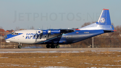11309 - Antonov An-12BK - Irkut Corporation