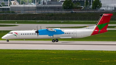 5Y-VVI - Bombardier Dash 8-Q402 - Blue Bird Aviation