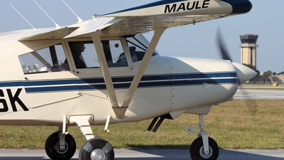 N4266K - Maule MXT-7-180A - Embry-Riddle Aeronautical University (ERAU)