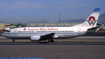N315AW - Boeing 737-3S3 - America West Airlines