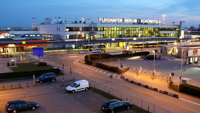 EDDB - Airport - Terminal