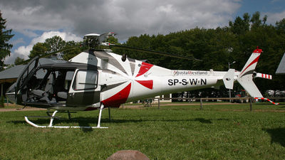 SP-SWN - PZL-Swidnik SW-4 - Agusta-Westland