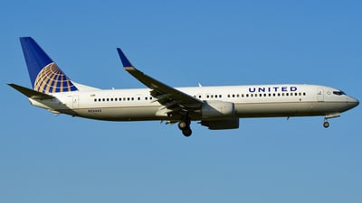 N53442 - Boeing 737-924ER - United Airlines