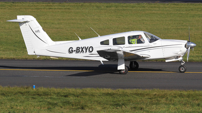 A picture of GBXYO - Piper PA28RT201 - [28R8018046] - © Ian Howat