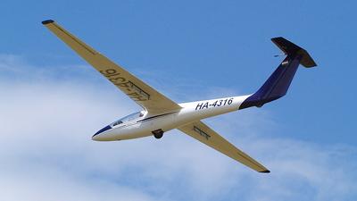HA-4316 - SZD 36 Cobra 15 - Aero Club - Malév