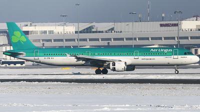 EI-CPD - Airbus A321-211 - Aer Lingus