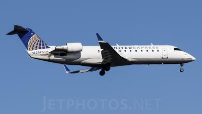N829AS - Bombardier CRJ-200ER - United Express (ExpressJet Airlines)