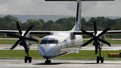 G-JECT - Bombardier Dash 8-Q402 - Flybe