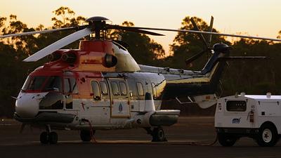 VH-LAG - Aérospatiale AS 532L1 Super Puma - CHC Helicopters Australia