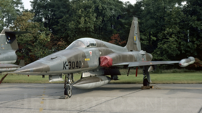 K-3040 - Canadair NF-5A Freedom Fighter - Netherlands - Royal Air Force