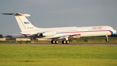 RA-86468 - Ilyushin IL-62M - Rossiya - Special Flight Squadron