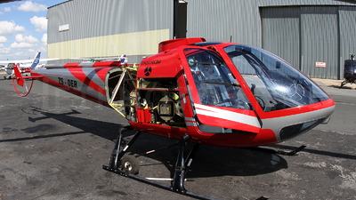 ZS-OER - Enstrom 280FX Shark - Private