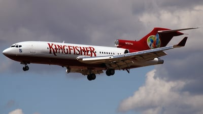 N727VJ - Boeing 727-44 - Kingfisher Airlines