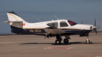 A picture of HBNCH - Rockwell Commander 114 - [14050] - © Christian A. Amado