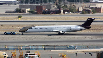 UR-CJE - McDonnell Douglas MD-83 - Sahand Asia Airlines (Khors Aircompany)