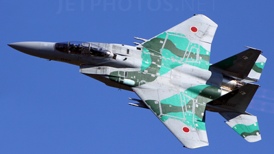 82-8092 - McDonnell Douglas F-15DJ Eagle - Japan - Air Self Defence Force (JASDF)