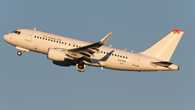 D-AVWC - Airbus A319-112 - Airbus Industrie