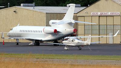 N85DN - Dassault Falcon 7X - Exile Transportation