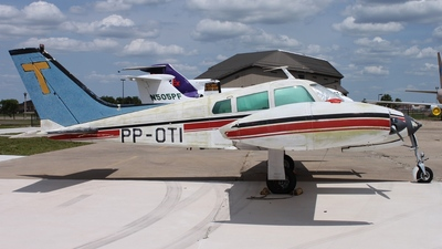 PP-OTI - Cessna 310F - Private