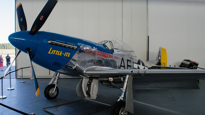 D-FUNN - North American P-51 Mustang - Private