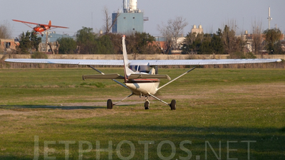 LV-AMS - Cessna 152 - Private