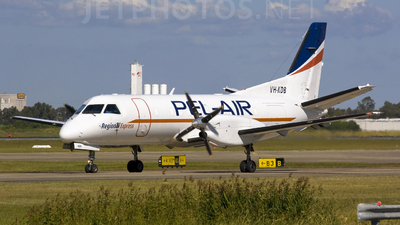 VH-KDB - Saab 340A - Pel-Air Aviation