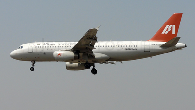 VT-EYI - Airbus A320-231 - Indian Airlines