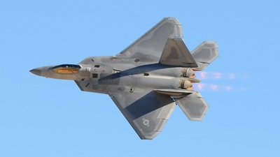 04-4066 - Lockheed Martin F-22A Raptor - United States - US Air Force (USAF)