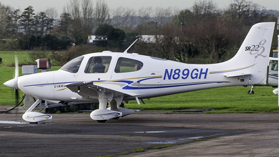 N89GH - Cirrus SR22 - Private