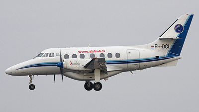 PH-DCI - British Aerospace Jetstream 32 - Airlink Finland